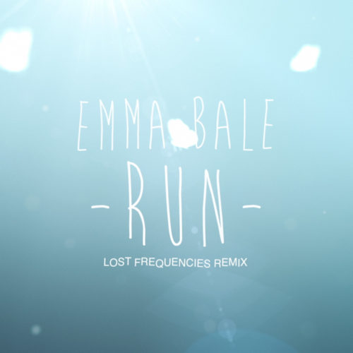 Emma Bale – Run (remix) lyricvideo