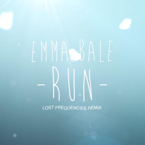 Emma Bale – Run (remix) lyricvideo