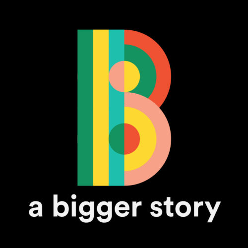 A Bigger Story – logo reveal