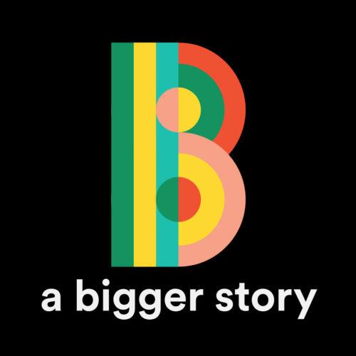 A Bigger Story – logo reveal